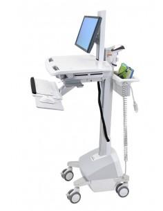 Ergotron SV42-6302-C multimedia cart/stand White PC Ergotron SV42-6302-C - 1