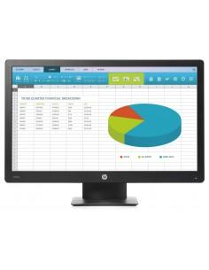 """HP ProDisplay P203 50.8 cm (20"""") 1600 x 900 pikseliä HD+ LED Musta Hp X7R53AA#ABB - 1"""