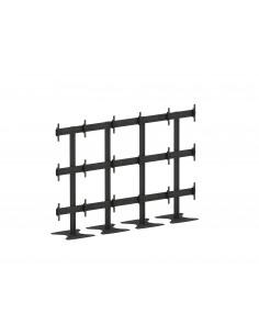 """Multibrackets 7350073737253 kyltin näyttökiinnike 190.5 cm (75"""") Musta Multibrackets 7350073737253 - 1"""