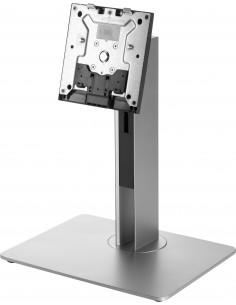 "HP Z9H66AA All-in-one tietokoneen /työaseman kiinnitys & teline Hopea 60.5 cm (23.8"") Hp Z9H66AA - 1"