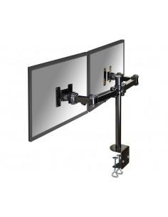 """Newstar FPMA-D960D fäste och ställ till bildskärm 68.6 cm (27"""") Klämma Svart Newstar FPMA-D960D - 1"""