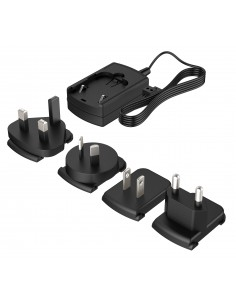 Vision TC2 P12V0.5A power adapter/inverter Indoor Black Vision TC2 P12V0.5A - 1