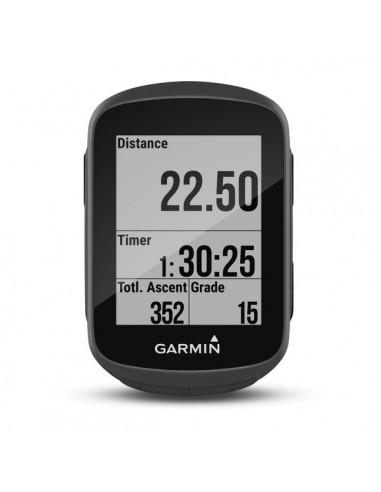 """Garmin Edge 130 4.57 cm (1.8"""") Langaton polkupyörätietokone Musta Garmin 010-01913-01 - 1"""