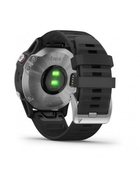 """Garmin fēnix 6 3.3 cm (1.3"""") Musta, Metallinen GPS (satelliitti) Garmin 010-02158-00 - 9"""