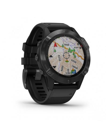 "Garmin fēnix 6 Pro 3.3 cm (1.3"") Black GPS (satellite) Garmin 010-02158-02 - 3"