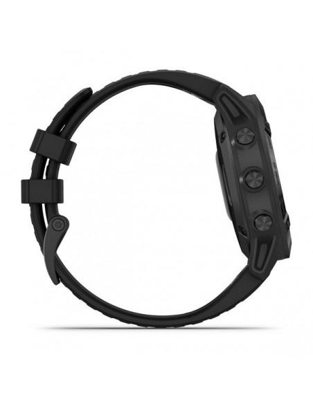 "Garmin fēnix 6 Pro 3.3 cm (1.3"") Black GPS (satellite) Garmin 010-02158-02 - 5"