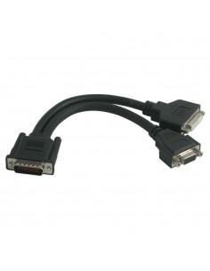 C2G LFH/DMS 59 / DVI-I Female, HD15 F 0.2 m Svart C2g 81226 - 1