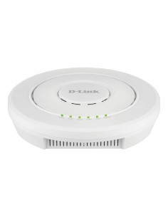 D-Link DWL-7620AP wireless access point 2200 Mbit/s White Power over Ethernet (PoE) D-link DWL-7620AP - 1