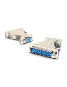 StarTech.com Adapter DB9F to DB25M Beige Startech AT925FM - 1