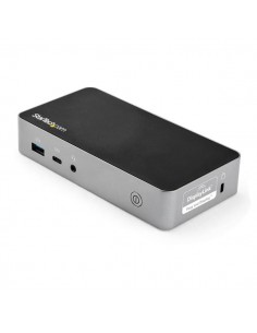 StarTech.com Dual HDMI Monitor USB-C Docking Station with 60W Power Delivery Startech DK30CHHPDEU - 1