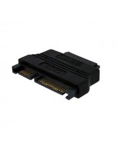 StarTech.com Slimline SATA / Adapter + Power 13-pin FM 22-pin M Musta Startech SLSATAADAP - 1