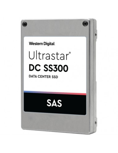 "Western Digital Ultrastar DC SS300 2.5"" 400 GB SAS MLC Hgst 0B34893 - 1"