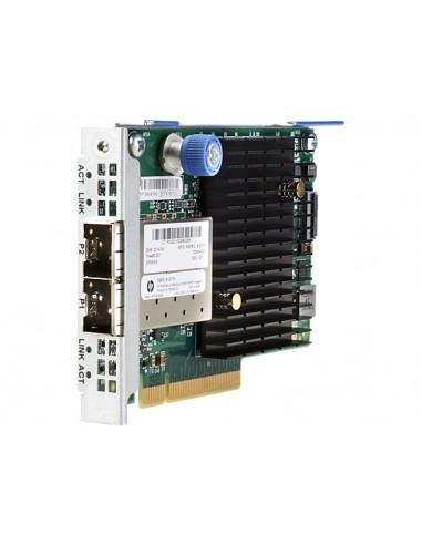 HP FlexFabric 10Gb 2-port 556FLR-SFP+ Adapter Hp 727060-B21 - 1