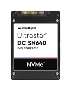 "Western Digital Ultrastar DC SN640 2.5"" 7680 GB PCI Express 3.1 3D TLC NVMe Western Digital 0TS1930 - 1"