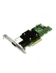Broadcom 9580-8i8e RAID-kontrollerkort PCI Express x8 4.0 12 Gbit/s Broadcom 05-50076-00 - 1