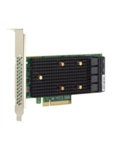 Broadcom HBA 9500-16i nätverkskort/adapters SAS Broadcom 05-50077-02 - 1