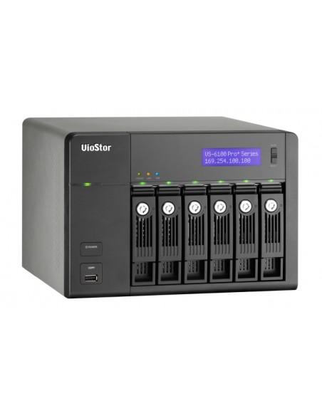 QNAP VS-6112 Pro+ Tower Ethernet LAN Musta Qnap VS-6112-PRO+-EU - 4