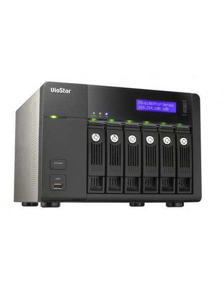 QNAP VS-6112 Pro+ Tower Ethernet LAN Musta Qnap VS-6112-PRO+-EU - 5