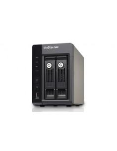 QNAP VSM-2000 NAS- ja tallennuspalvelimet Tallennuspalvelin Työpöytä Ethernet LAN Musta Qnap VSM-2000 - 1