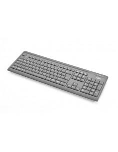 Fujitsu KB410 keyboard USB QWERTY Finnish, Swedish Black Fujitsu Technology Solutions S26381-K511-L455 - 1