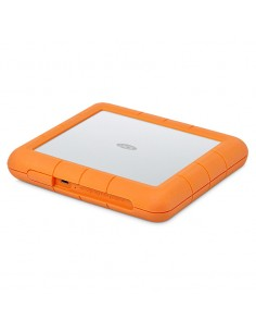 LaCie Rugged RAID Shuttle 8000 GB Orange Seagate STHT8000800 - 1