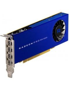AMD RADEON PRO WX 4100 4 GB GDDR5 Amd 100-506008 - 1