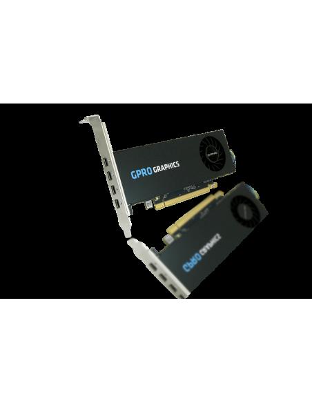 Sapphire 32286-01-21G näytönohjain AMD GPRO 4300 4 GB GDDR5 Sapphire Technology 32286-01-21G - 3