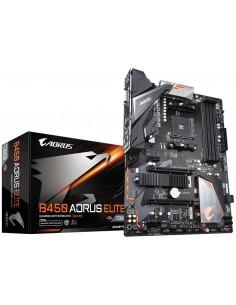 Gigabyte B450 AORUS ELITE motherboard AMD Socket AM4 ATX Gigabyte B450 AORUS ELITE - 1