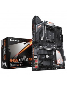 Gigabyte B450 AORUS PRO (rev. 1.0) AMD Socket AM4 ATX Gigabyte B450 AORUS PRO - 1