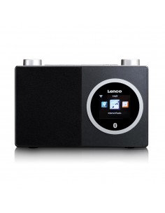 Lenco DIR-70 radio Internet Analog & digital Black Lenco DIR-70BK - 1