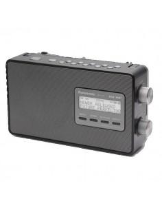 Panasonic RF-D10 Henkilökohtainen Digitaalinen Musta Panasonic RFD10EGK - 1