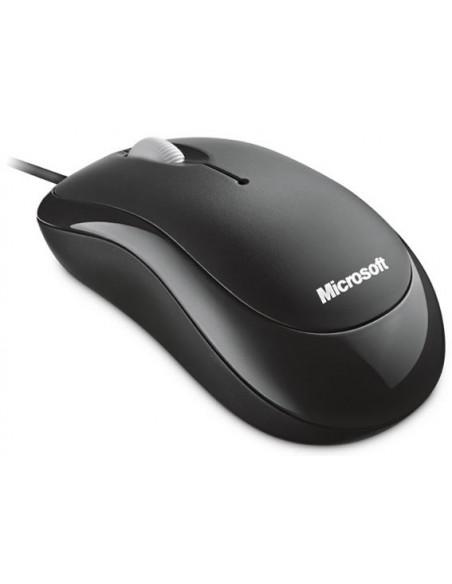 Microsoft P58-00057 USB Optinen 800DPI Musta hiiri Microsoft 1285428EG722811 - 4