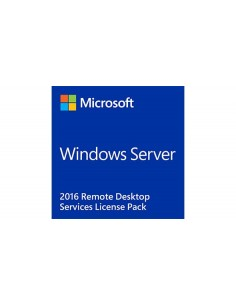 Microsoft Windows Remote Desktop Services 2016 1 lisenssi(t) Monikielinen Microsoft 6VC-03194 - 1