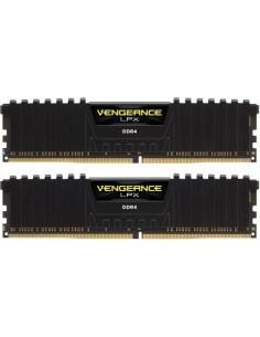 Corsair Vengeance LPX 8GB DDR4-2400 muistimoduuli 2 x 4 GB 2400 MHz Corsair CMK8GX4M2A2400C16 - 1