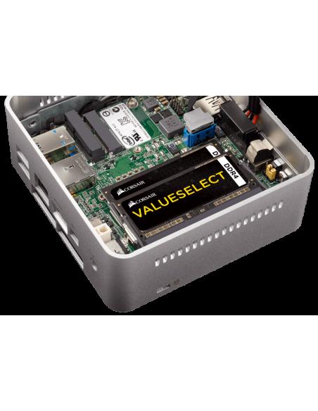 Corsair 16GB DDR4 muistimoduuli 1 x 16 GB 2133 MHz Corsair CMSO16GX4M1A2133C15 - 6