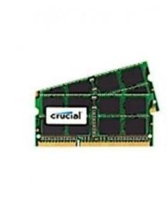 Crucial 4GB DDR3L-1600 muistimoduuli 1 x 4 GB 1600 MHz Crucial Technology CT2K4G3S160BJM - 1