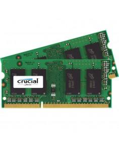 Crucial 8GB Kit (2x4GB) DDR3-1866 muistimoduuli 1866 MHz Crucial Technology CT2K51264BF186DJ - 1