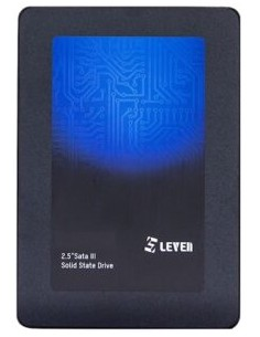 """Leven JS600 2.5"""" 256 GB SATA 3D TLC Leven JS600SSD256GB - 1"""