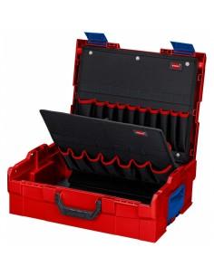 Knipex 00 21 19 LB työkalulaatikko Musta, Punainen ABS-synteettinen Knipex 00 21 19 LB - 1