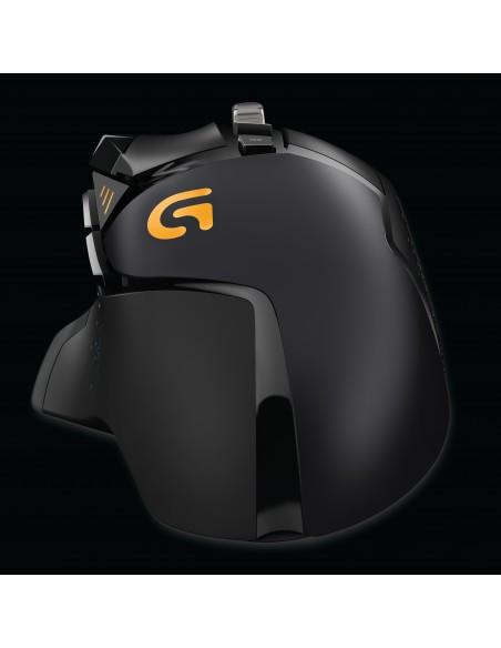 Logitech G502 hiiri USB Optinen 12000 DPI Oikeakätinen Logitech 910-004617 - 9