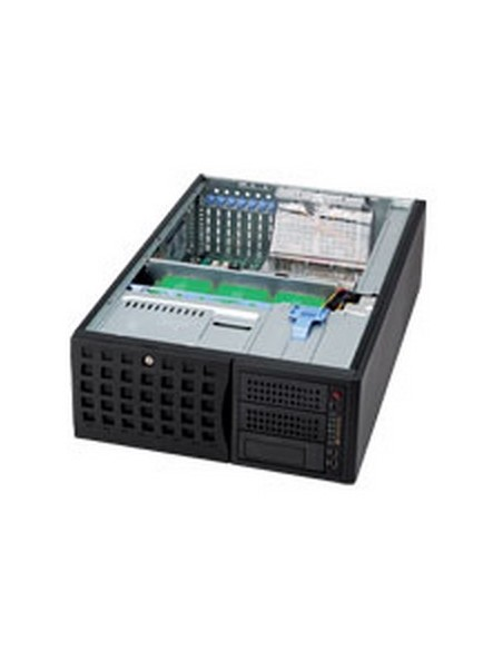 Supermicro SC745TQ-R800B Full Tower Musta Supermicro CSE-745TQ-R800B - 2