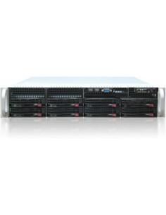 Supermicro SC825TQ-563LPB Teline Musta 560 W Supermicro CSE-825TQ-563LPB - 1