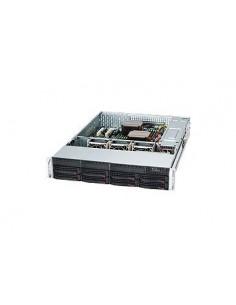 Supermicro SC825TQC-600LPB Ställning Svart 600 W Supermicro CSE-825TQC-600LPB - 1