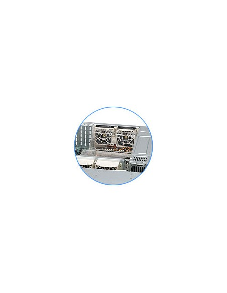Supermicro SuperChassis 836BA-R920B Teline Musta 920 W Supermicro CSE-836BA-R920B - 3
