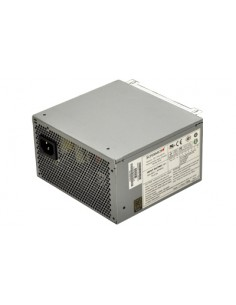 Supermicro PWS-502-PQ virtalähdeyksikkö 500 W 24-pin ATX Harjattu teräs Supermicro PWS-502-PQ - 1