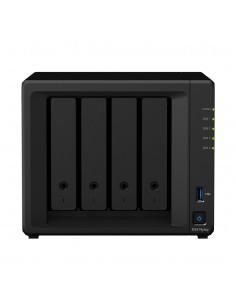 Synology DiskStation DS418play NAS Skrivbord Nätverksansluten (Ethernet) Svart J3355 Synology DS418PLAY - 1