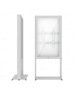 """SMS Smart Media Solutions 43P Casing Freestand Basic G2 WH 109.2 cm (43"""") White Sms Smart Media Solutions 702-001-42 - 1"""