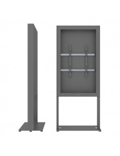 """SMS Smart Media Solutions 49P Casing Freestand Basic G1 DG 124.5 cm (49"""") Grå Sms Smart Media Solutions 702-002-21 - 1"""