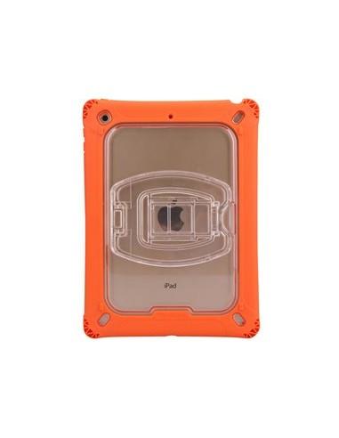 "Nutkase Options Nk Rugged Case For Ipad 10.2"" - Orange Nutkase Options NK136O-EL - 1"