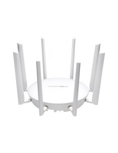 SonicWall SonicWave 432e 2500 Mbit/s Power over Ethernet -tuki Valkoinen Sonicwall 01-SSC-2532 - 1